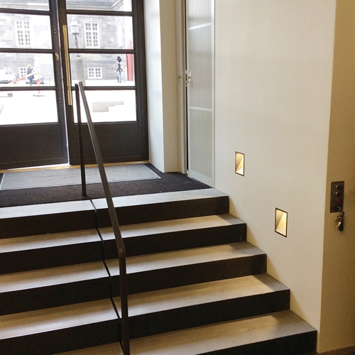 Christiansborg Palace - Stepless platform lift model E