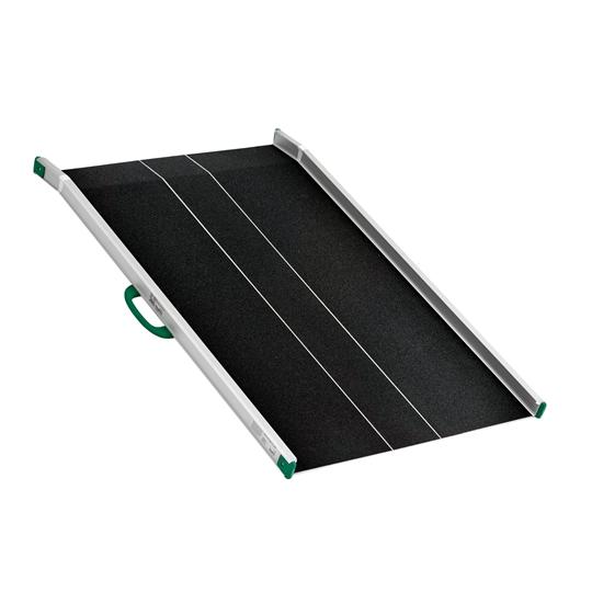 die breite feste stepless rampe ist die perfekte wahl f r. Black Bedroom Furniture Sets. Home Design Ideas