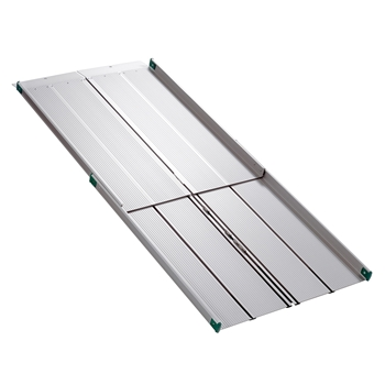 Telescopic EasyFold ramps - Easy to extend to the desired length