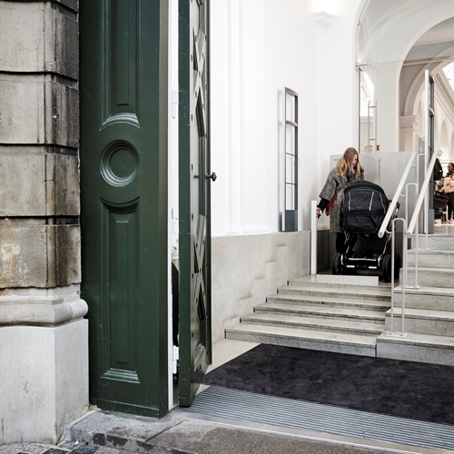 Standard and bespoke platform lifts provide access for all | Stepless